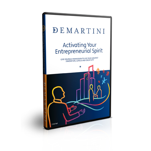 Activating Your Entrepreneurial Spirit_2015